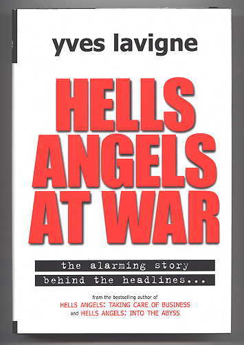 Image for HELLS ANGELS AT WAR:  THE ALARMING STORY BEHIND THE HEADLINES.  (HELL'S ANGELS.)