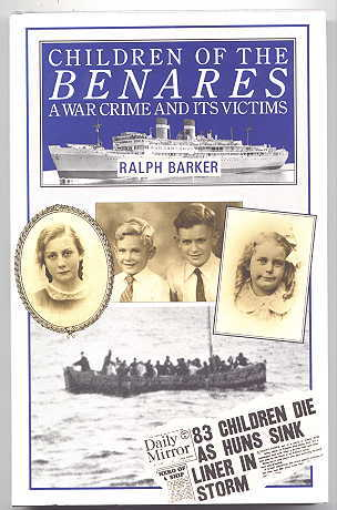 Image for CHILDREN OF THE BENARES:  A WAR CRIME AND ITS VICTIMS.