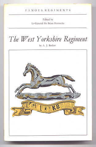 Image for THE WEST YORKSHIRE REGIMENT.  (THE XIVth REGIMENT OF FOOT).  FAMOUS REGIMENT SERIES.