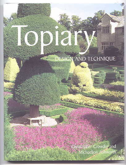 Image for TOPIARY:  DESIGN AND TECHNIQUE.