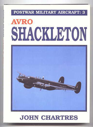 Image for AVRO SHACKLETON.  POSTWAR MILITARY AIRCRAFT: 3.