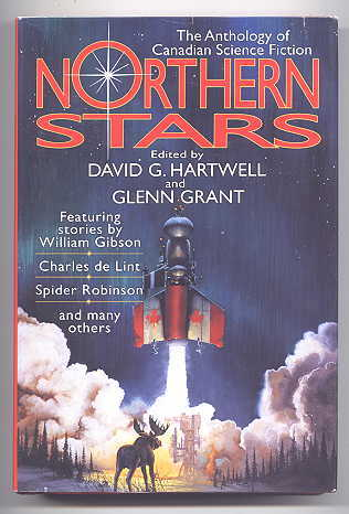 Image for NORTHERN STARS:  THE ANTHOLOGY OF CANADIAN SCIENCE FICTION.