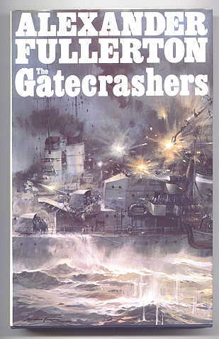 Image for THE GATECRASHERS.