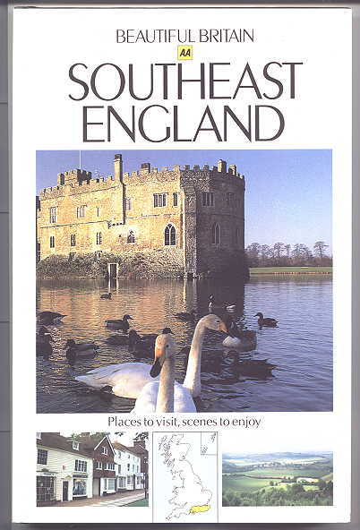 Image for SOUTHEAST ENGLAND.  BEAUTIFUL BRITAIN SERIES.