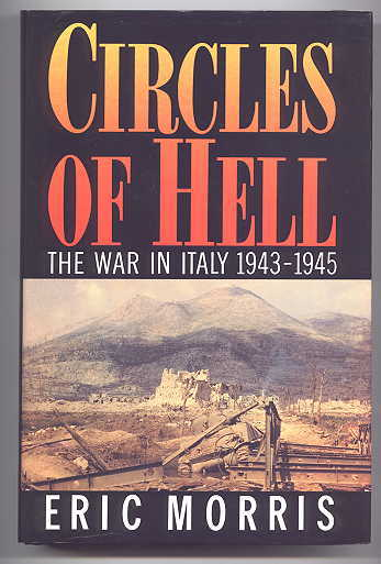Image for CIRCLES OF HELL:  THE WAR IN ITALY, 1943-1945.