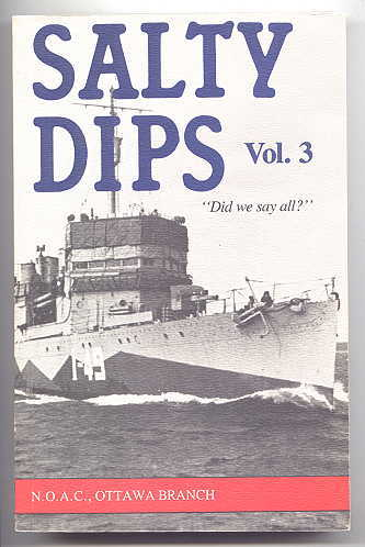 "Image for SALTY DIPS.  VOL. 3.  ""DID WE SAY ALL?"""