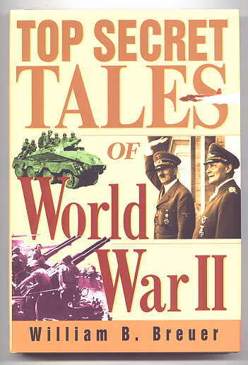 Image for TOP SECRET TALES OF WORLD WAR II.