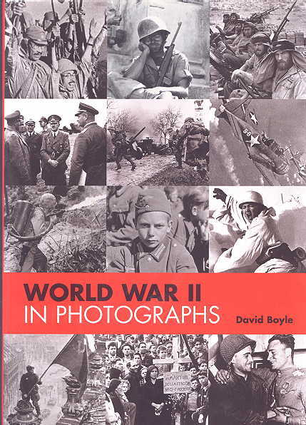 Image for WORLD WAR II IN PHOTOGRAPHS.