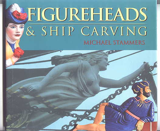 Image for FIGUREHEADS AND SHIP CARVING.