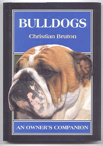 Image for BULLDOGS:  AN OWNER'S COMPANION.