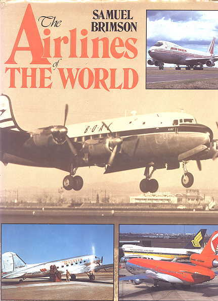 Image for THE AIRLINES OF THE WORLD.