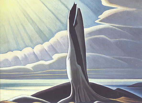 Image for LAWREN HARRIS.