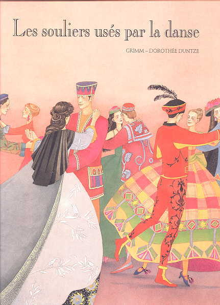 Image for LES SOULIERS USES PAR LA DANSE.  (THE TWELVE DANCING PRINCESSES.)