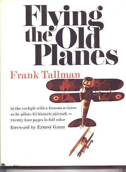 Image for FLYING THE OLD PLANES.