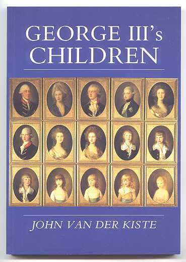 Image for GEORGE III's CHILDREN.