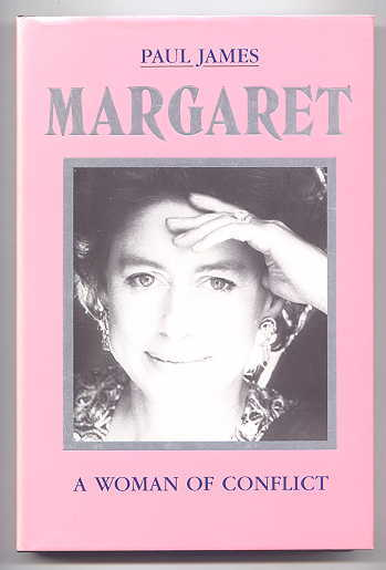 Image for MARGARET - A WOMAN OF CONFLICT.
