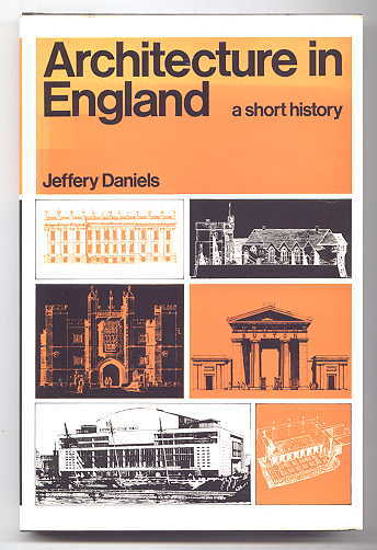 Image for ARCHITECTURE IN ENGLAND.