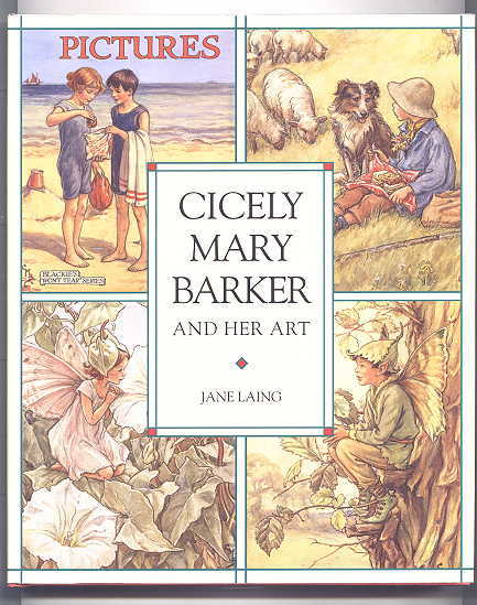 Image for CICELY MARY BARKER AND HER ART.