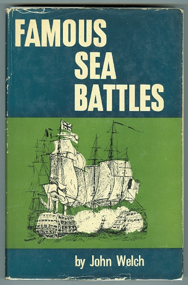 Image for FAMOUS SEA BATTLES.