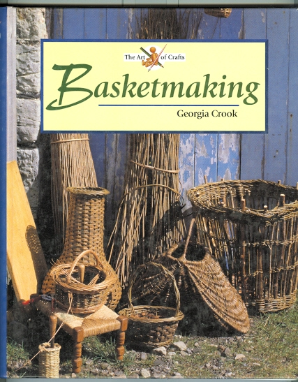 Image for BASKETMAKING.