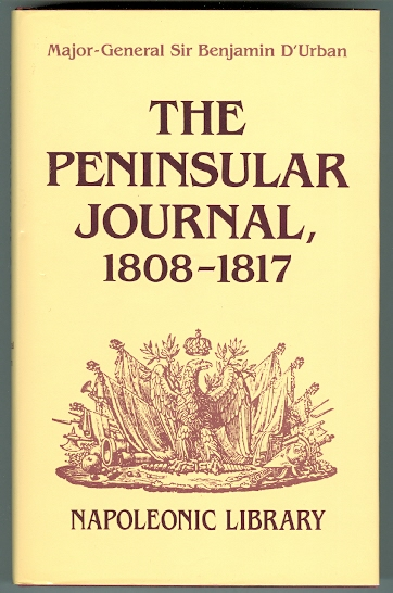 Image for THE PENINSULAR JOURNAL, 1808-1817.