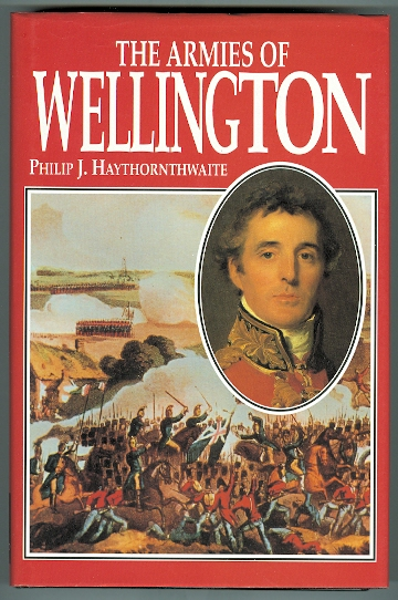 Image for THE ARMIES OF WELLINGTON.