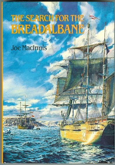 Image for THE SEARCH FOR THE BREADALBANE.  REVISED EDITION.