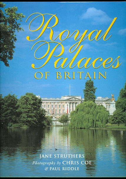 Image for ROYAL PALACES OF BRITAIN.
