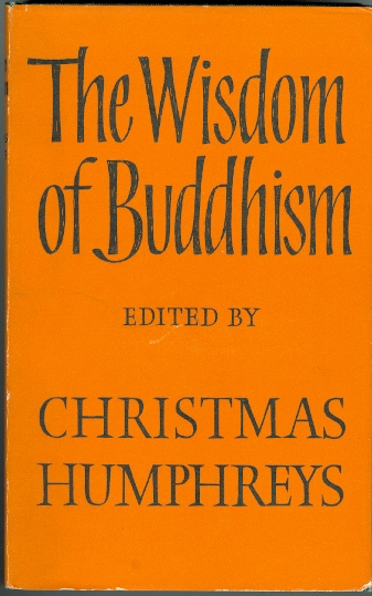 Image for THE WISDOM OF BUDDHISM.