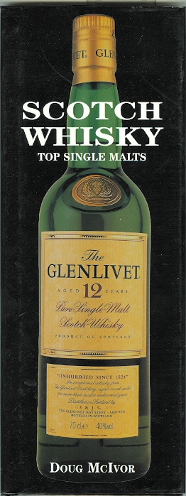 Image for SCOTCH WHISKY: TOP SINGLE MALTS.