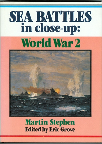 Image for SEA BATTLES IN CLOSE-UP: WORLD WAR 2.