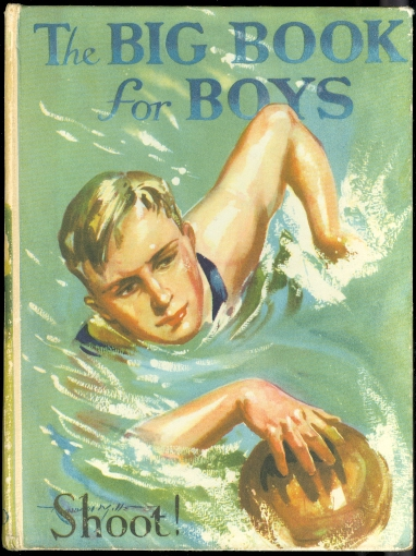 Image for THE BIG BOOK FOR BOYS.