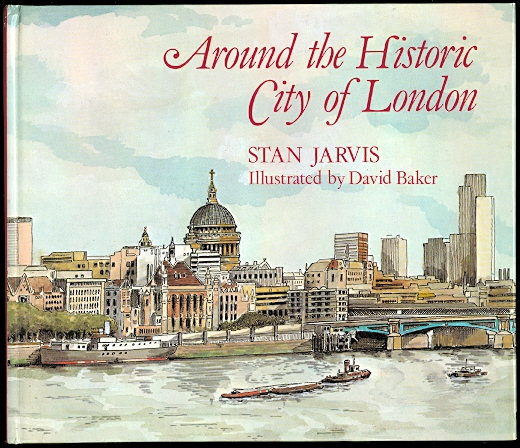 Image for AROUND THE HISTORIC CITY OF LONDON.
