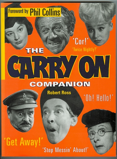 Image for THE CARRY ON COMPANION.