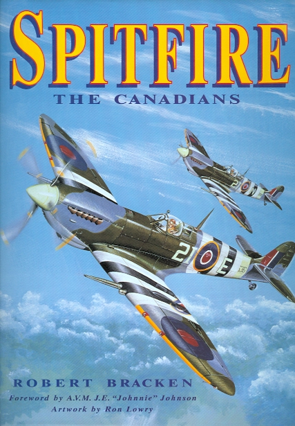 Image for SPITFIRE:  THE CANADIANS.