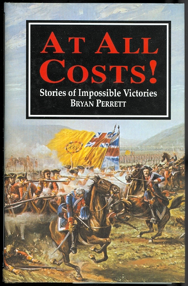 Image for AT ALL COSTS!  STORIES OF IMPOSSIBLE VICTORIES.