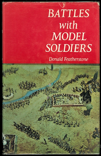 Image for BATTLES WITH MODEL SOLDIERS.