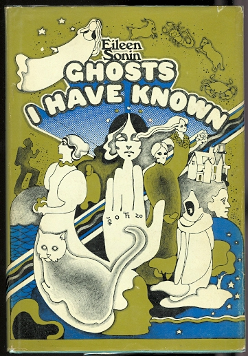 Image for GHOSTS I HAVE KNOWN:  THE PSYCHIC EXPERIENCES OF A NATURAL MEDIUM.