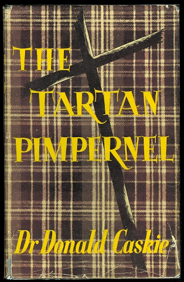 Image for THE TARTAN PIMPERNEL.