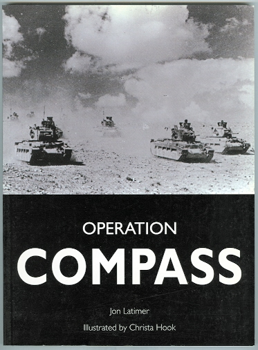 Image for OPERATION COMPASS.  OSPREY HISTORY SERIES.