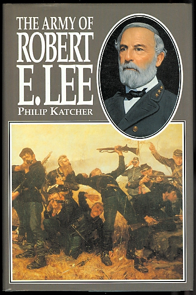 Image for THE ARMY OF ROBERT E. LEE.