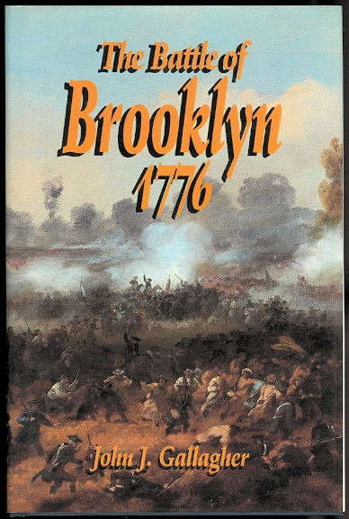 Image for THE BATTLE OF BROOKLYN 1776.
