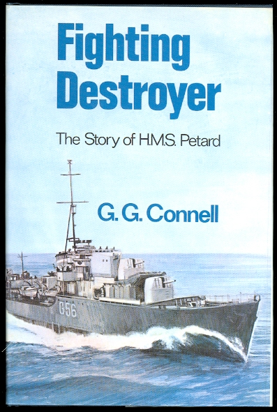 Image for FIGHTING DESTROYER:  THE STORY OF HMS PETARD.