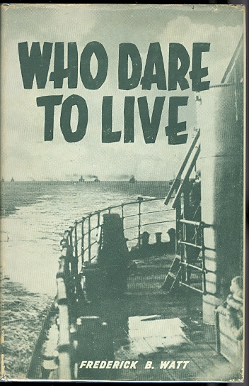 Image for WHO DARE TO LIVE.