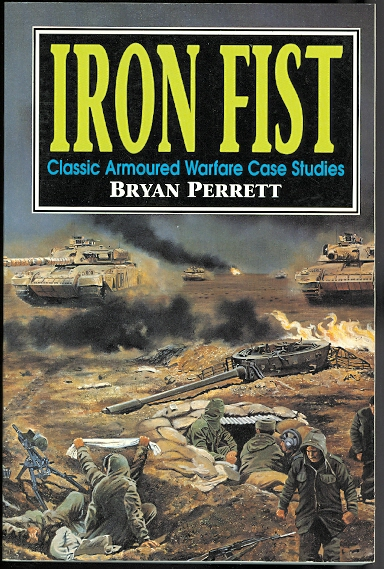 Image for IRON FIST: CLASSIC ARMOURED WARFARE CASE STUDIES.