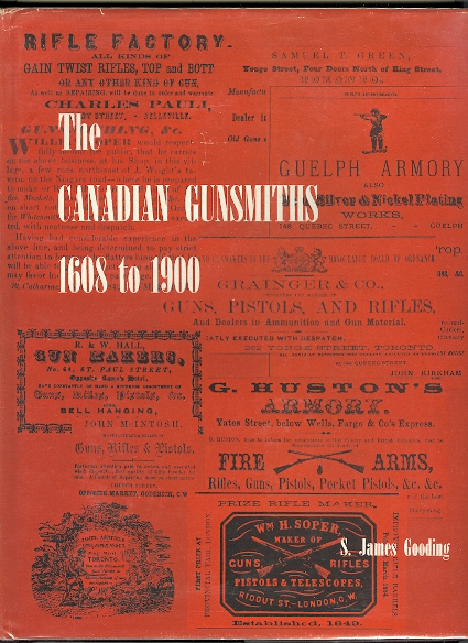 Image for THE CANADIAN GUNSMITHS, 1608 TO 1900.
