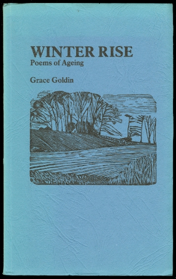 Image for WINTER RISE: POEMS OF AGEING.