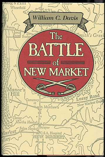 Image for THE BATTLE OF NEW MARKET.