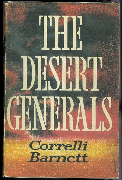 Image for THE DESERT GENERALS.