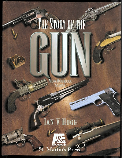 Image for THE STORY OF THE GUN.